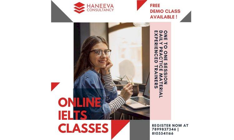 SPECIAL PRICE - Online IELTS Classes